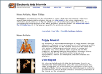 Section Main Page