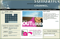 Sundance Channel Home Page